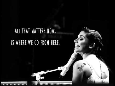 All That Matters Lyric   Christina Perri