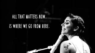 All That Matters (Lyric Video) - Christina Perri