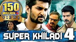 Super Khiladi 4 (Nenu Local) Hindi Dubbed Full Movie | Nani, Keerthy Suresh, Naveen Chandra