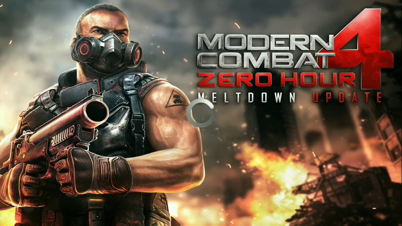 Modern Combat 4 Mod Offline Money Graphics 1 2 3e Updated Android Gameplay Review Hindi Youtube