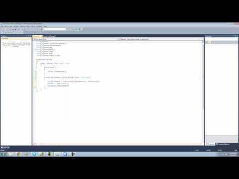 C# Beginners Tutorial - 55 - Generating Random String