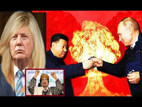 US Withdrawal From INF Treaty Will Make Russian Ally China Great Again - TRUMPS A TRAITOR!