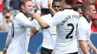 Aston Villa vs Man Utd 1-1  F.T