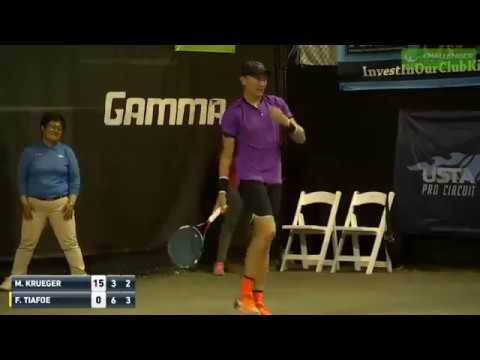 Loud Love Making Disrupts A Tennis Game At The Sarasota Open