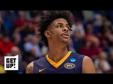 Ja Morant, Coby White among the top risers in the 2019 NBA Draft | Get Up! thumbnail