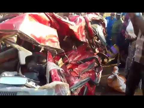 Conakry : un accident de la route fait 6 morts à Sangoyah…