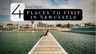 AMAZING PLACES TO VISIT IN NEWCASTLE |  Travel Vlog