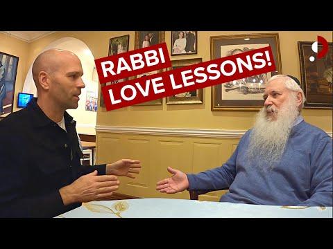 Hasidic Rabbi (Manis Friedman) Teaches Me About Relationships (BIG Episode) 🇺🇸