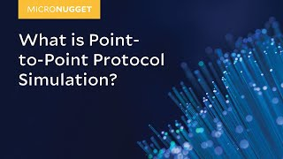 MicroNugget: Point-to-Point Protocol Simulation