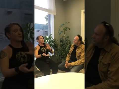 Project Awakening Chatting With Body Art Motion Youtube