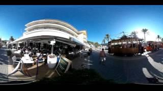 Port de Soller - Mallorca, Spain - 360 video - Afternoon Cafe