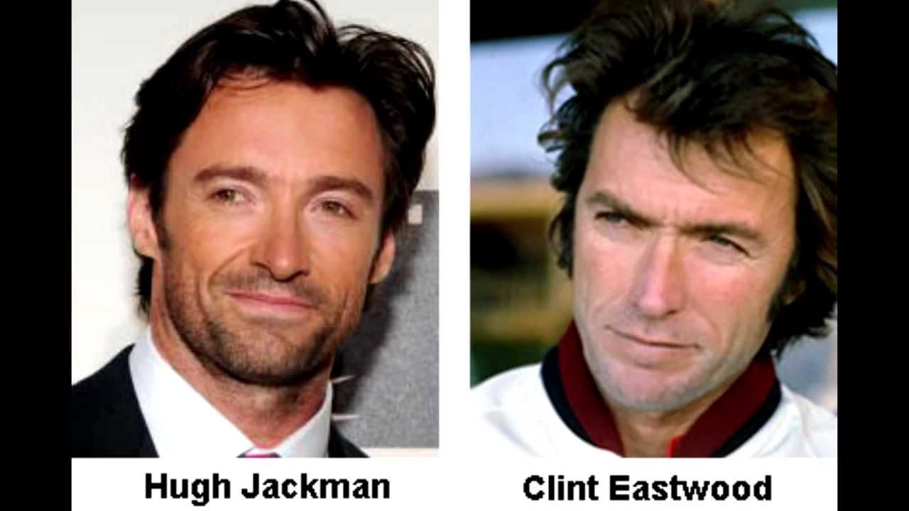 Hugh Jackman Vs Clint Eastwood Youtube