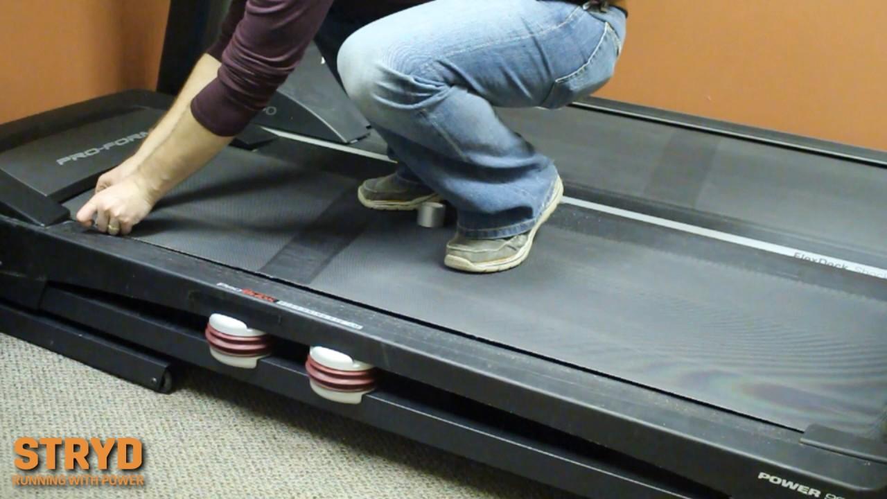 Zwift Run - Treadmill and Stryd Footpod Testing by Zwift LIVE