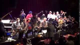 "IMEP Paris College of Music Big Band, ""I never knew"" (Ted Fiorito)"