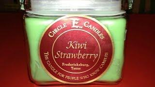 Circle E Candle Haul