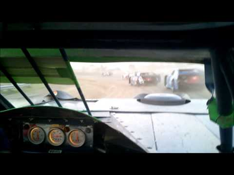 WISSOTA Super Stock - Sheyenne River Speedway - 7/19/15 - Feature