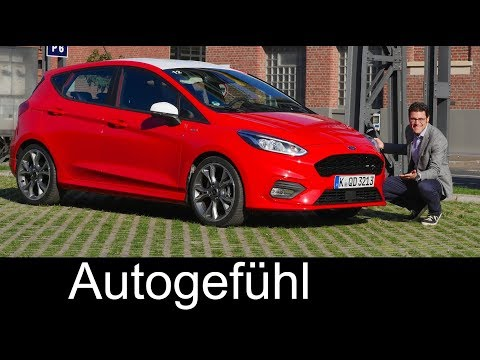Ford Fiesta ST-Line FULL REVIEW & Fiesta ST Preview all-new