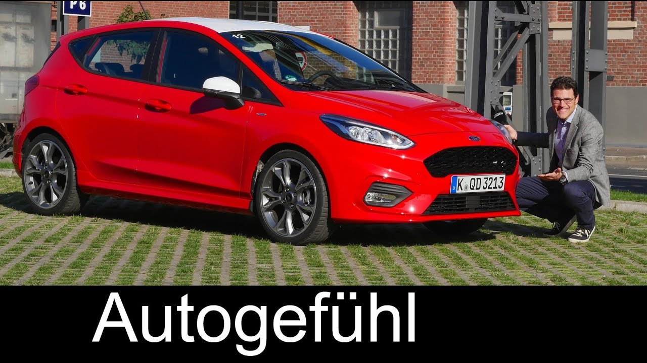 ford fiesta st line full review fiesta st preview all new generation 2018 neu autogef hl. Black Bedroom Furniture Sets. Home Design Ideas