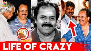 Life of Crazy Mohan | 1952 to 2019 | Kamal Hassan Movies | Tribute Video