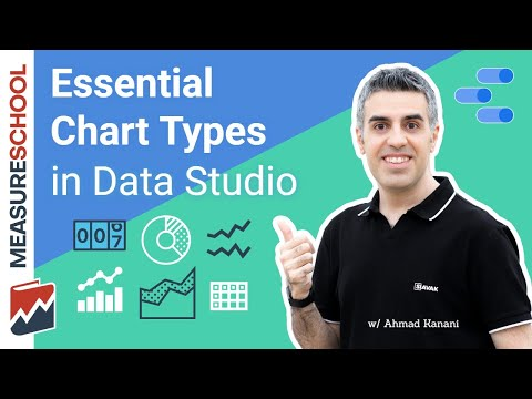 Most Important Chart Types in Google Data Studio (feat. Ahmad Kanani)