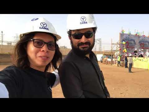 12,000,000 Safe Manhours Without LTI - Gama Power System Riyadh Saudi Arabia