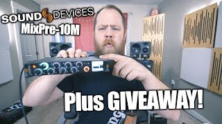 Sound Devices MixPre-10M + GIVEAWAY