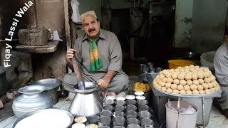 Fiqay Ki Lassi | Most Popular Lassi in Lahore