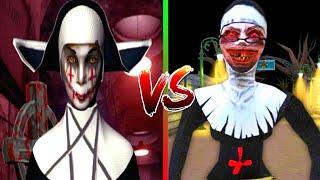 Evil Nun Vs Nun Evil Sister