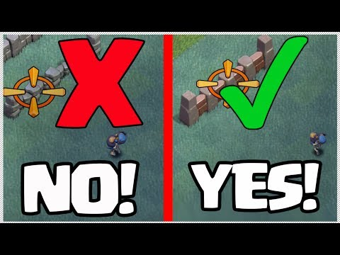 Thumbnail: One CRITICAL Mistake to Avoid - Clash of Clans BOMBARCH Builder Hall Strategy!