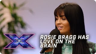 Instagram Star Rosie Bragg Has Love On The Brain | X Factor: The Band | Auditions