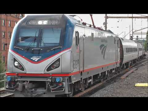 Amtrak Station, Wilmington DE, 9-3-17