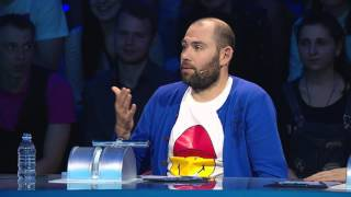 COMEDY БАТТЛ  ПОСЛЕДНИЙ СЕЗОН - Смешная девченка