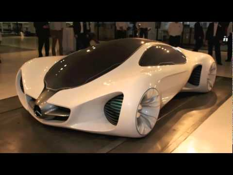 Mercedes benz biome concept 2011 youtube for Mercedes benz silver lightning price