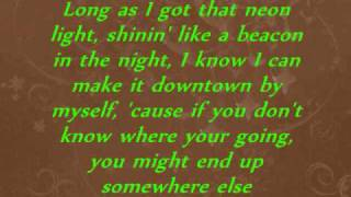 Somewhere Else By: Toby Keith with Lyrics!