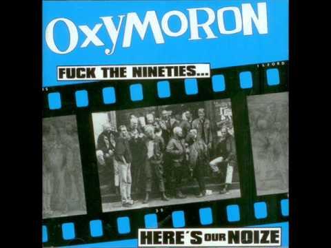 oxymoron-beware poisonous