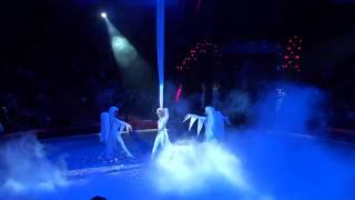 «Ангел» шоу Гии Эрадзе «Пять континентов» Росгосцирк 2011 г