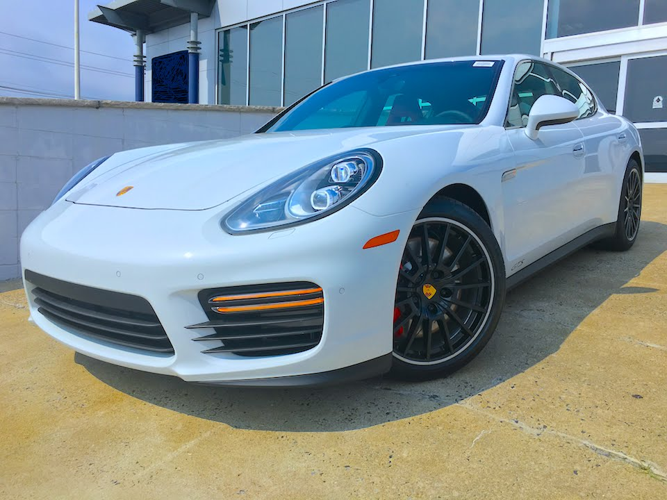 2016 Porsche Panamera Gts Review
