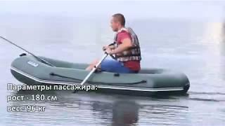 Обзор надувной лодки Ладья ЛТ-250СБЕ