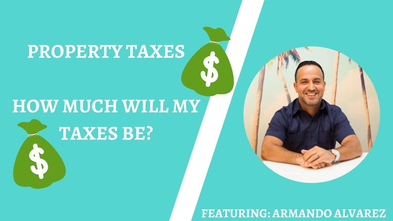 Property Taxes: Is What I See What I'll Be Paying?