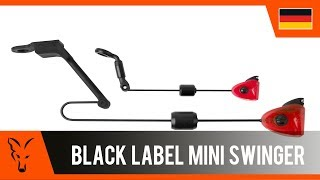 ***Karpfenangeln TV*** Black Label Mini Swinger