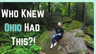 WHO KNEW OHIO HAD THIS?! || FULL TIME RV LIVING