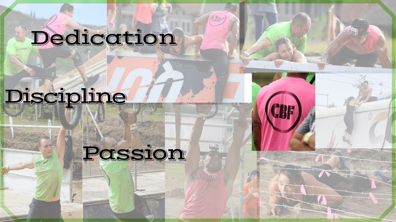 Custom Body Fitness: Dedication, Discipline and Passion