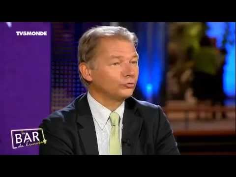 BAR DE L'EUROPE: Philippe Lamberts