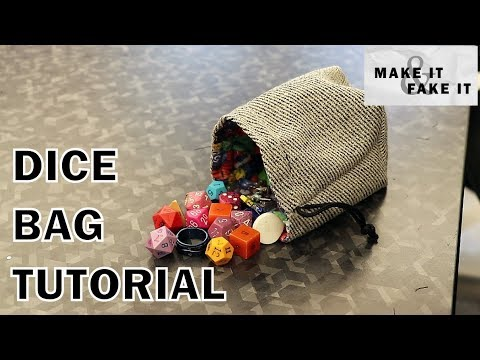 picture about Dice Bag Printable Pattern called Cube Bag Sewing Information