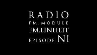 FM Module #1 | FM Einheit