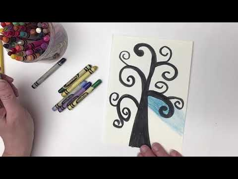 Preview for Colorful Tree