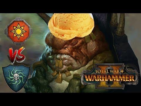 Lizardmen vs Vampire Coast | SLAAAAN SLAMMIN - Total War Warhammer 2