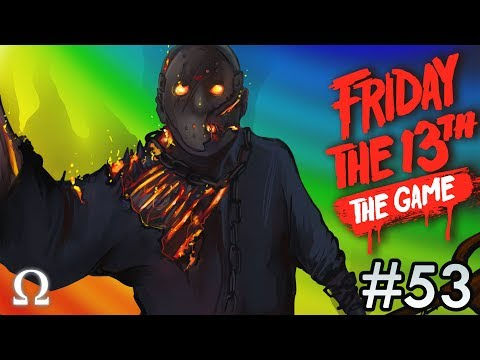 THEY'RE TRYING TO TAKE ME DOWN! | Friday the 13th The Game #53