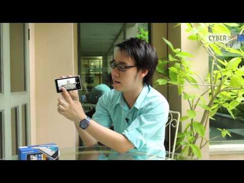 รีวิวฟีเจอร์กล้อง Nokia Lumia 925