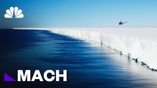 "Scientists Just Discovered That An Antarctic Ice Shelf Is ""Singing"" 